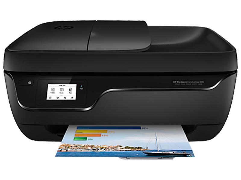 HP Deskjet 3835 AiO pisač 4800x1200dpi brzina: 8.5str/min USB 2.0 WiFi