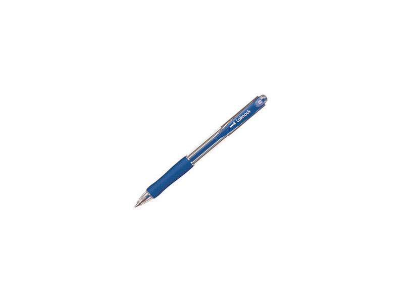 Olovka kemijska Uni SN-100 (0.5) plava