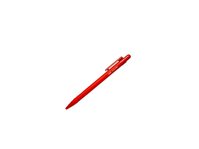 Olovka kemijska Uni SD-102 (0.7) crvena