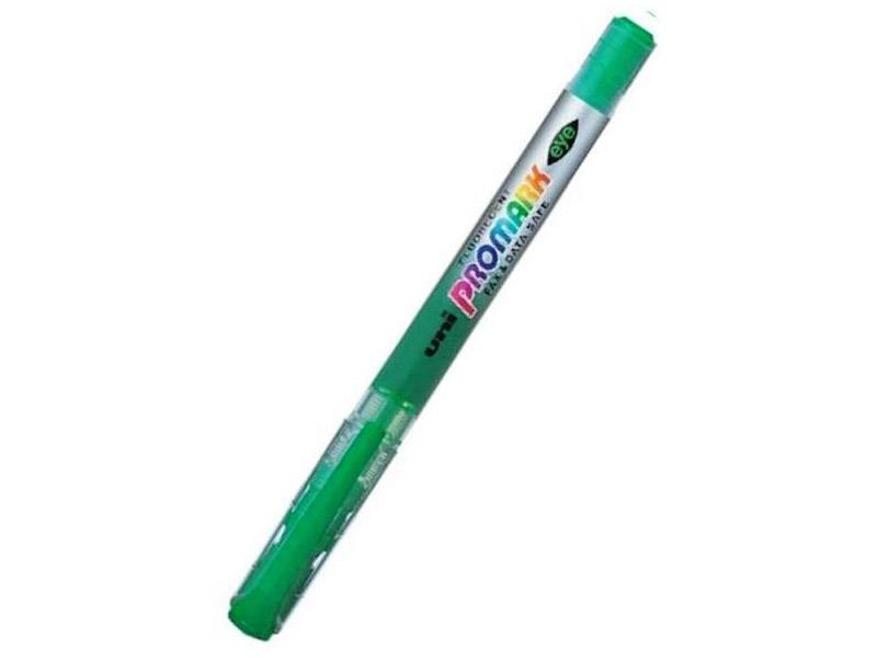 Marker Uni USP-105 za tekst zeleni