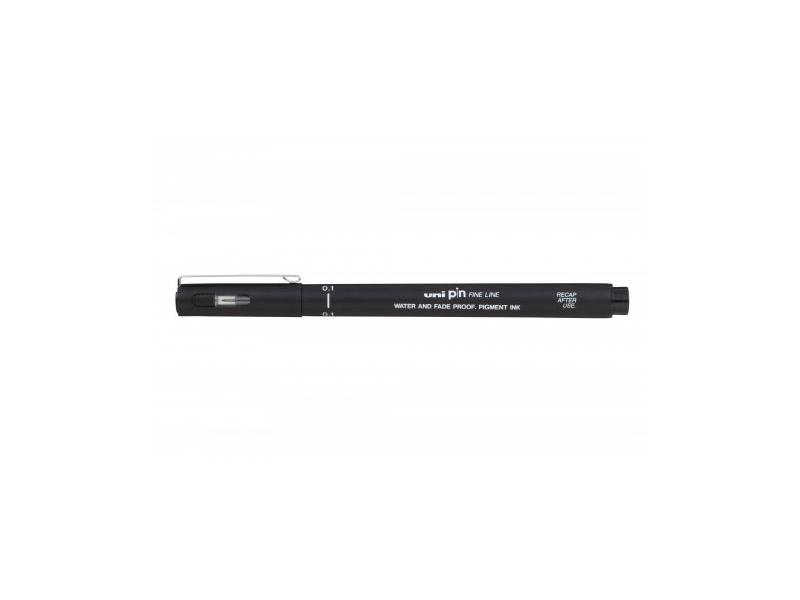 Marker Uni PIN01-200 crni