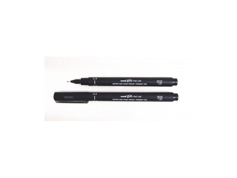 Marker Uni Pin 03-200 crni