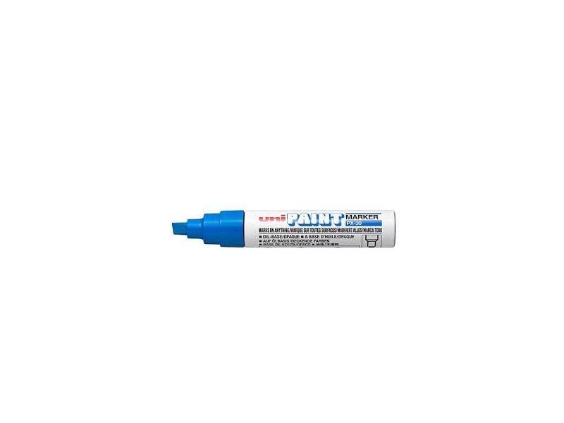 Marker Uni PX-30 plavi