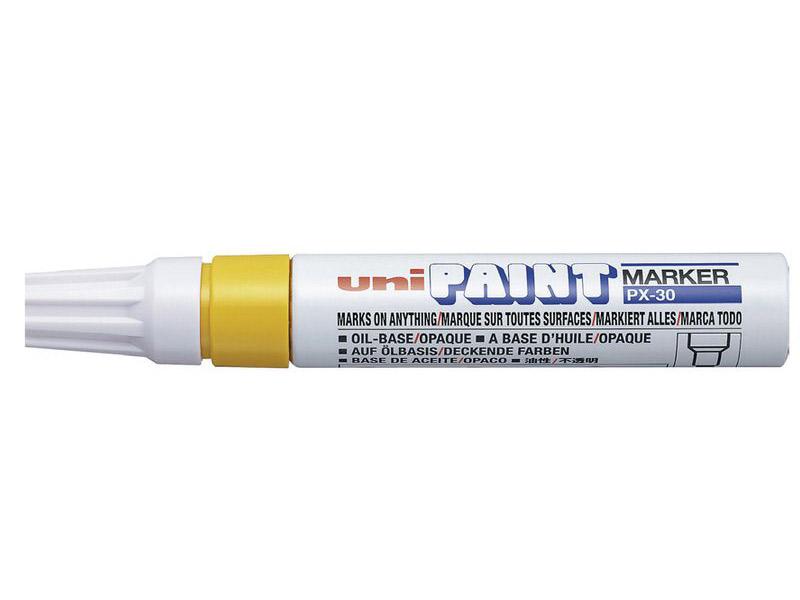 Marker Uni PX-30 žuti