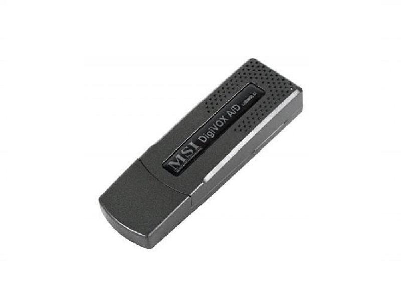 MSI Digi Vox A/D TV kartica USB analogni i digitalni