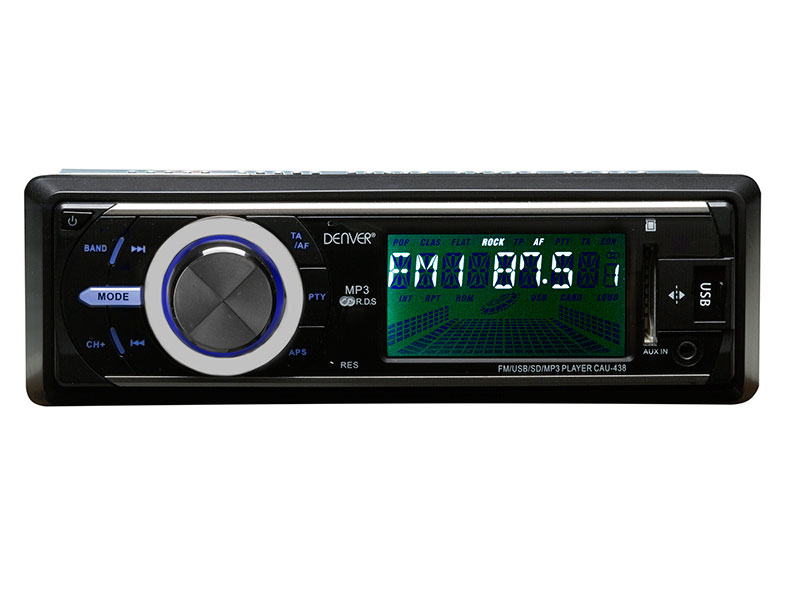 Denver CAU-438 auto radio