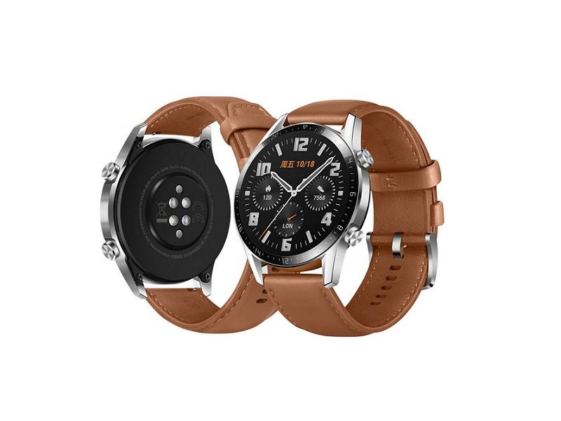 Huawei Watch GT2 46mm pametni sat smeđi elegant