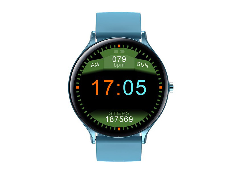 Neon Classic plavi pametni sat