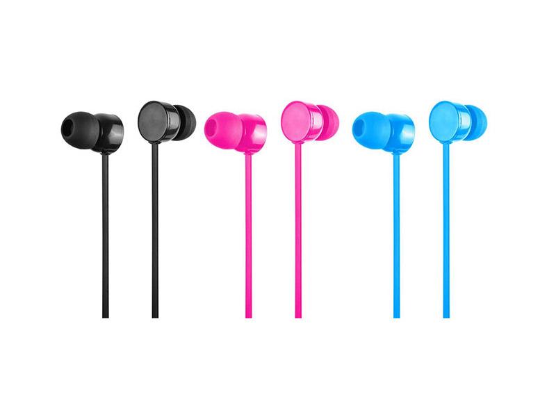 GearUp! Trendy slušalice roze