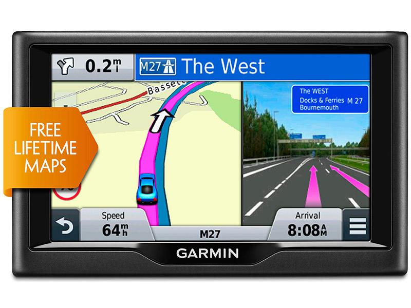 Garmin nuvi 58LM Europe navigacija 5