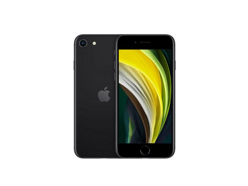 Apple iPhone SE 64GB black mobitel