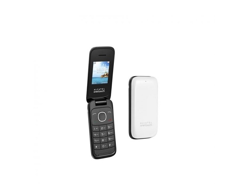 Alcatel OT-1035D mobitel bijeli 1.8