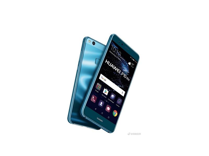 Huawei P10 Lite DualSim mobitel plavi 5.2
