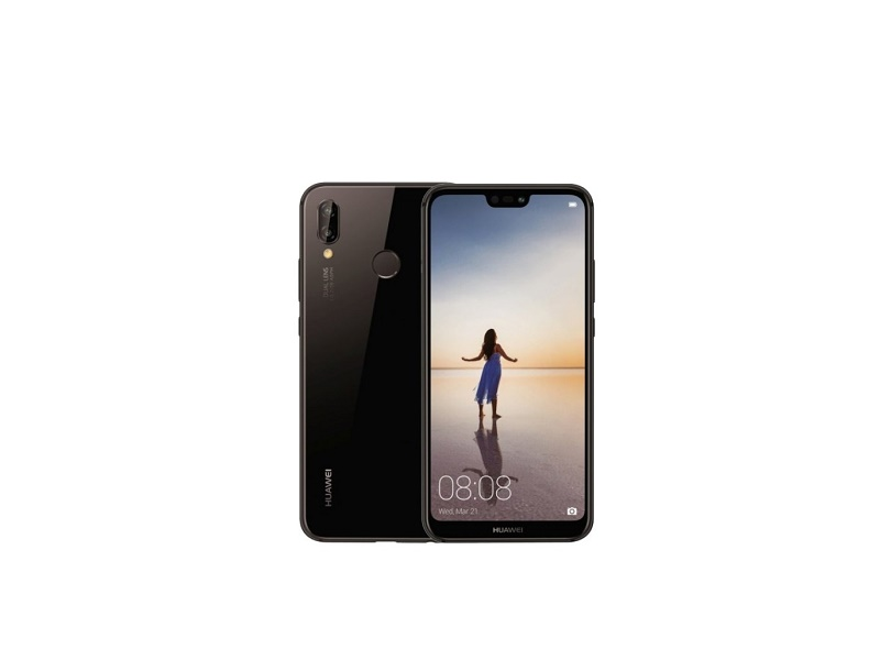 Huawei P20 Lite DS crni mobitel 5.8