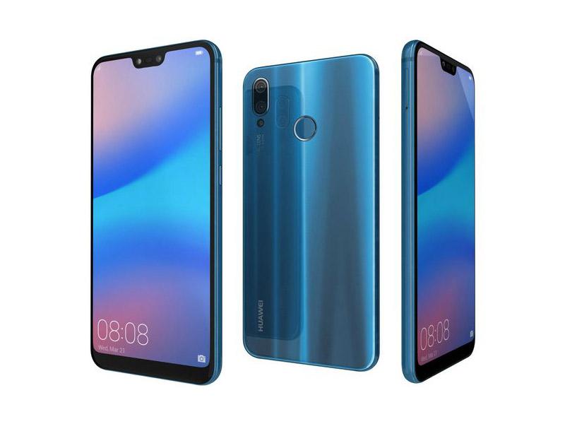 Huawei P20 Lite DS plavi mobitel 5.8