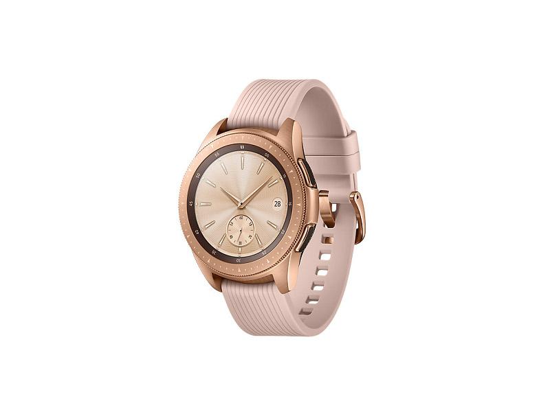 Samsung Galaxy Watch R810 42mm smart sat zlatni