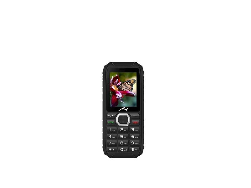 Navon Mizu Titan rugged mobitel crni 2.4