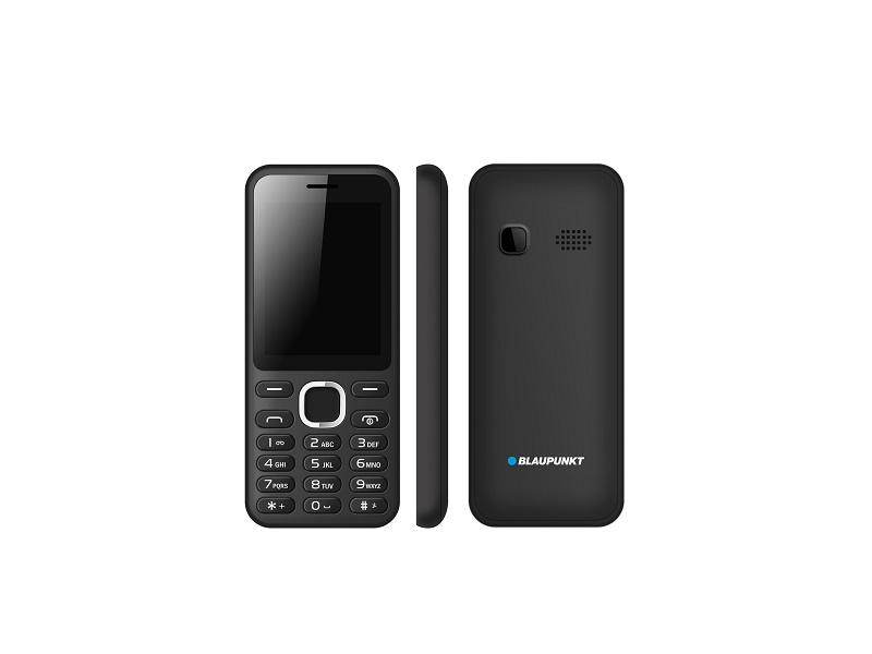 Blaupunkt FM02 mobitel crni 2.4