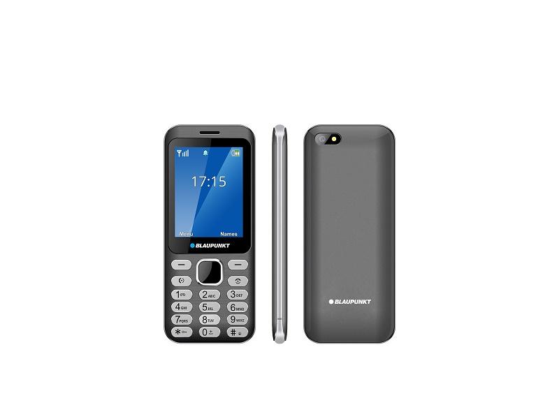 Blaupunkt FL02 mobitel sivi 2.8