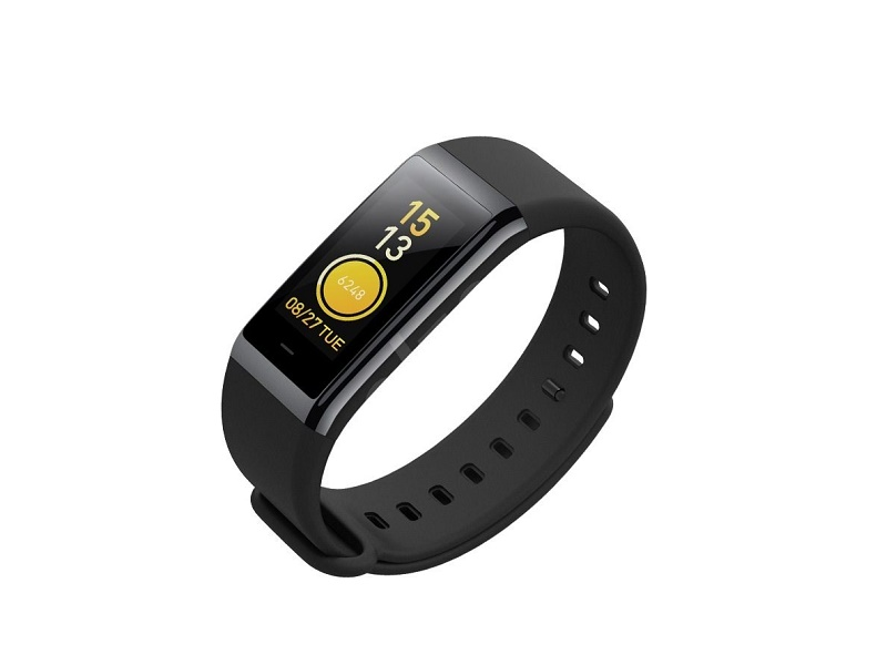 Xiaomi Amazfit Cor Health Band crni pametni fitness sat