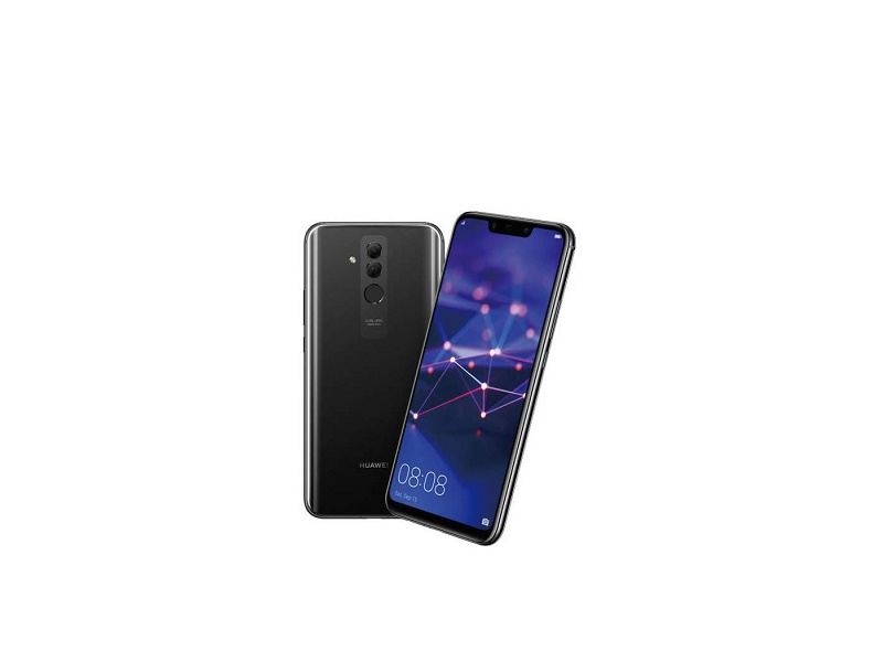 Huawei Mate 20 Lite mobitel crni DS 6.3