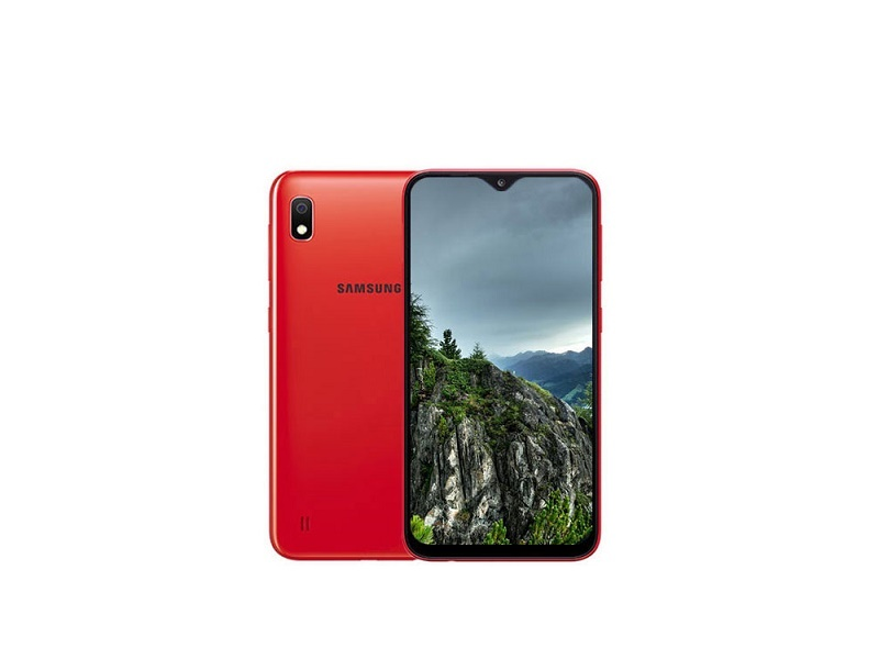 Samsung A10 A105FN DS mobitel crveni 6.2