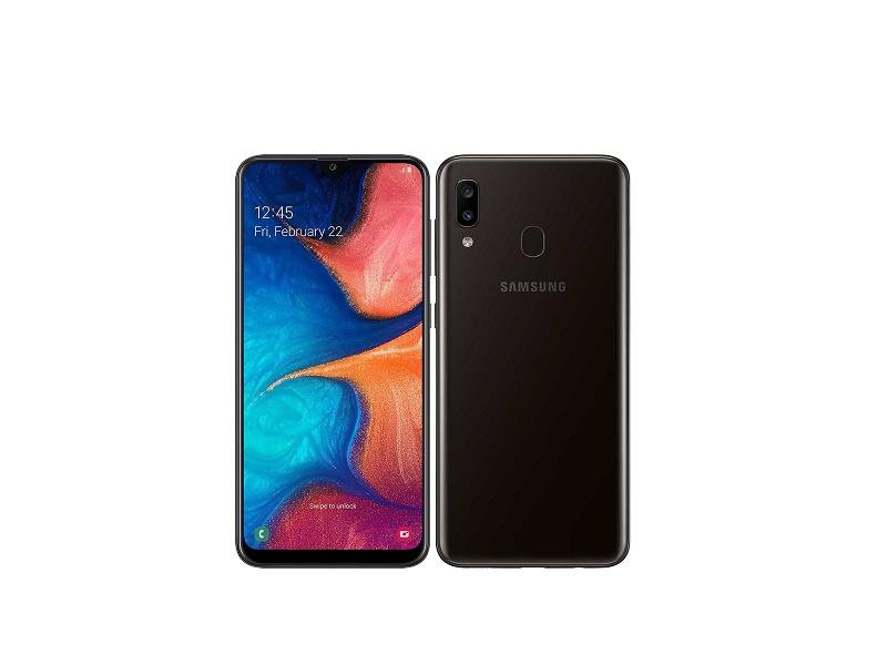 Samsung A20 A202F DS mobitel crni 5.8