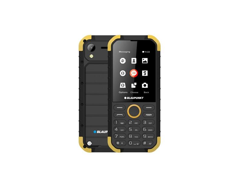 Blaupunkt Sand mobitel rugged žuti 2.8