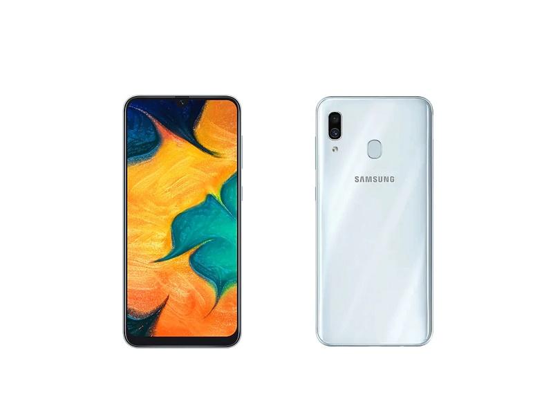 Samsung A20 A202F DS mobitel bijeli 5.8