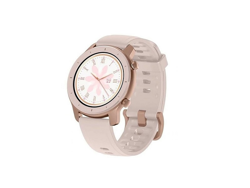 Xiaomi Amazfit GTR 42mm rozi pametni sat  smartwatch Cherry Blossom Pink