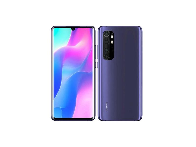 Xiaomi Mi Note 10 Lite 6/128GB mobitel nebula purple 6.47
