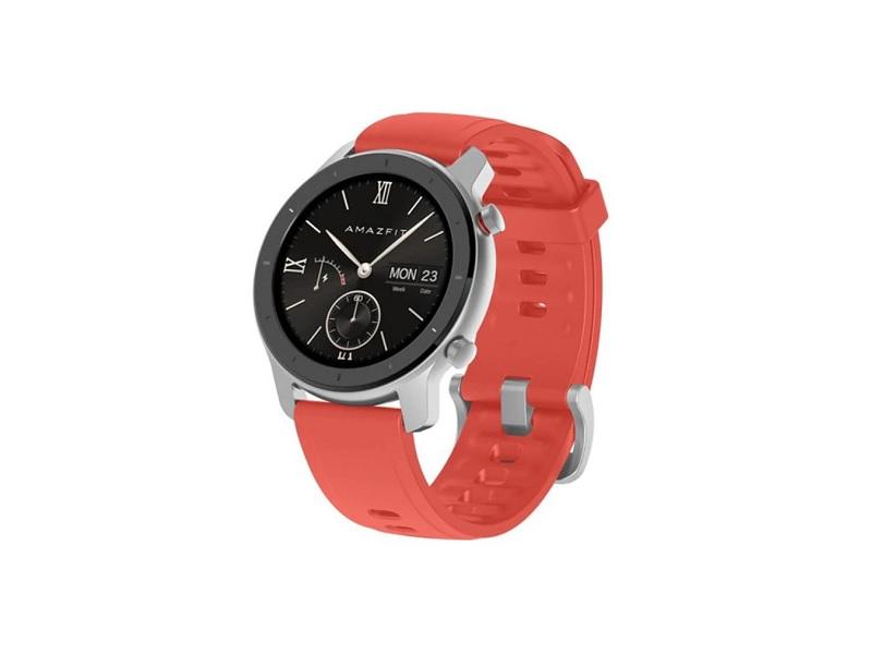 Xiaomi Amazfit GTR 42mm crveni pametni sat smartwatch Coral Red