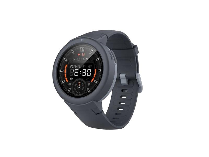 Xiaomi Amazfit Verge Lite pametni sat sivi smartwatch