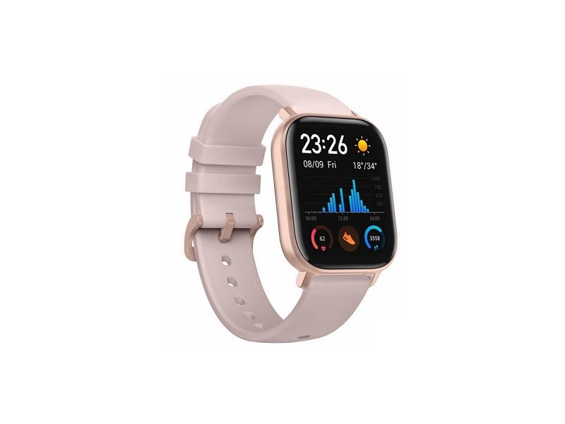 Xiaomi Amazfit GTS pametni sat rozi smartwatch Rose Pink