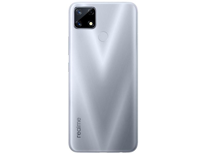 Realme 7i DS 4/64GB mobitel silver 6.5