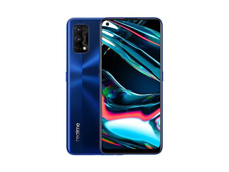 Realme 7 DS 8/128GB mobitel mist blue 6.4
