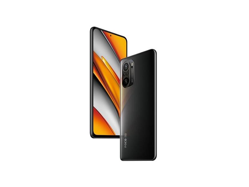 Xiaomi Poco F3 6/128GB mobitel 5G crni 6.67