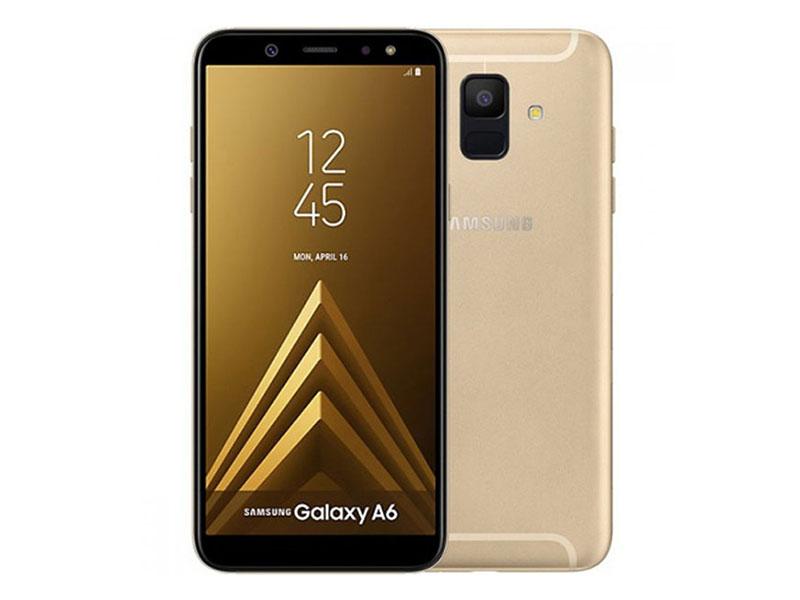 Samsung A6 2018. A600F mobitel zlatni 5.6
