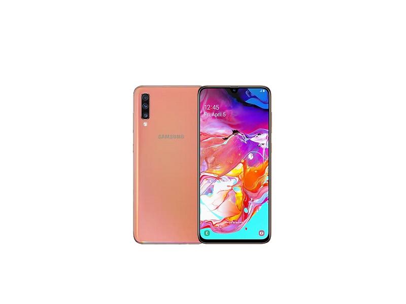 Samsung A70 A705FN DS mobitel naranđasti  6.7