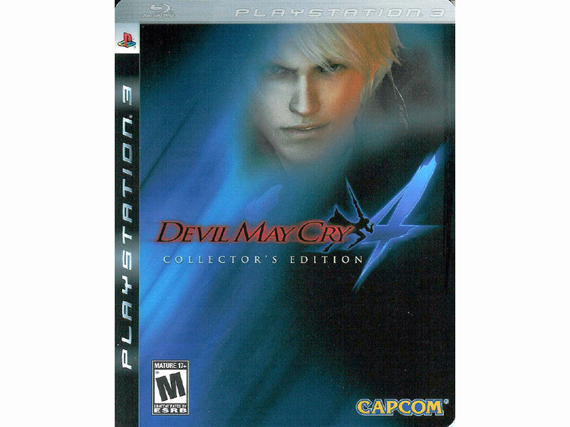 Devil May Cry 4 PS3 igra