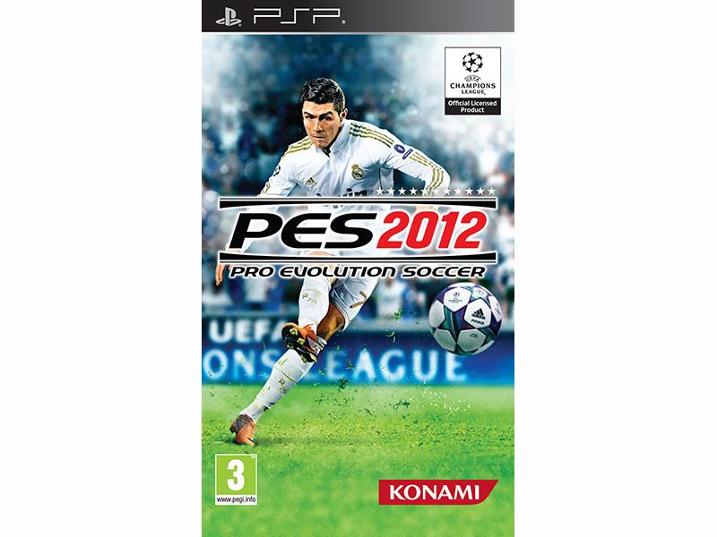 PES 2012 PSP igra
